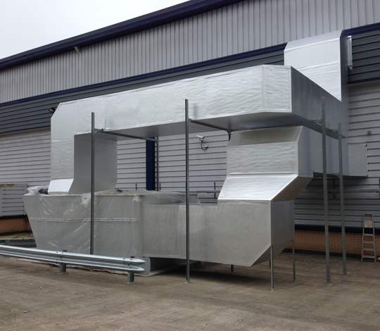 Ductwork / Thermal Insalation