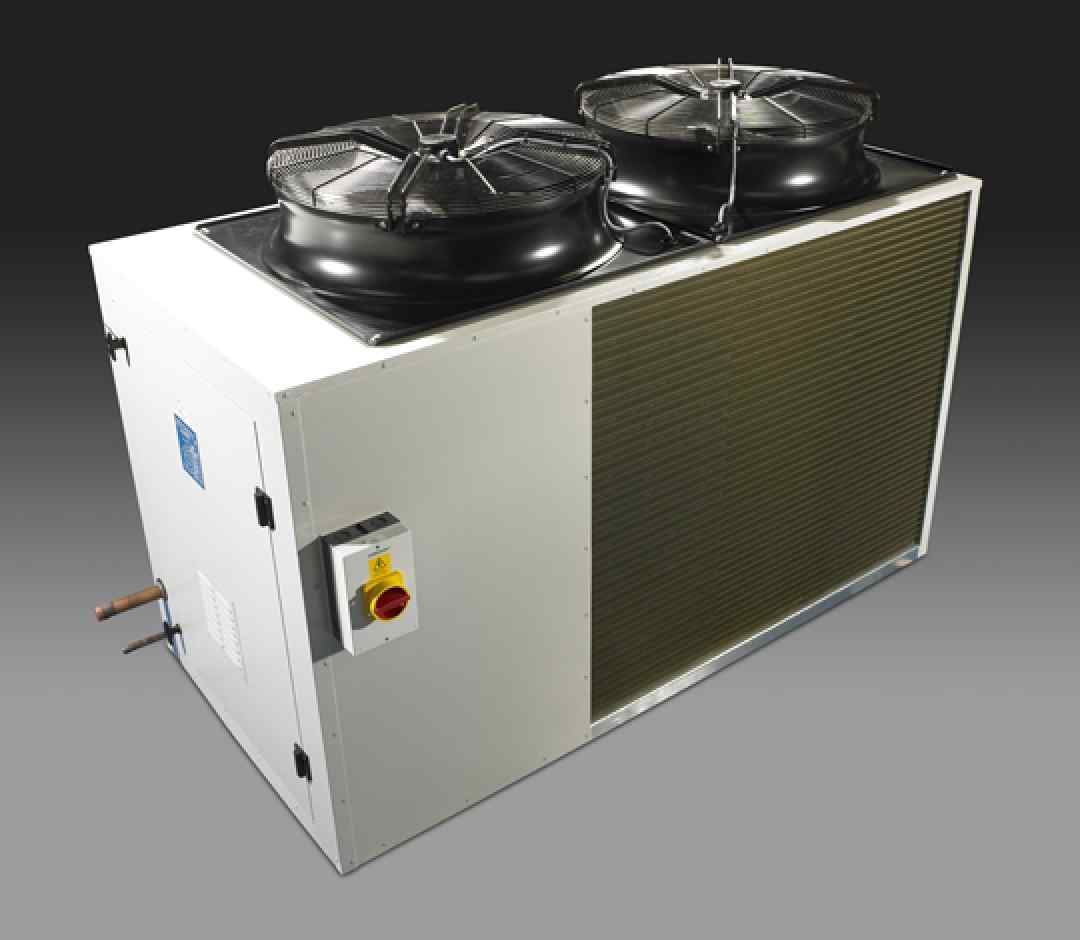 Air Conditioner Condenser Units : Air cooled condensing units weatherite conditioning